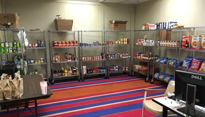 Student hunger prompts local college to open food pantry
