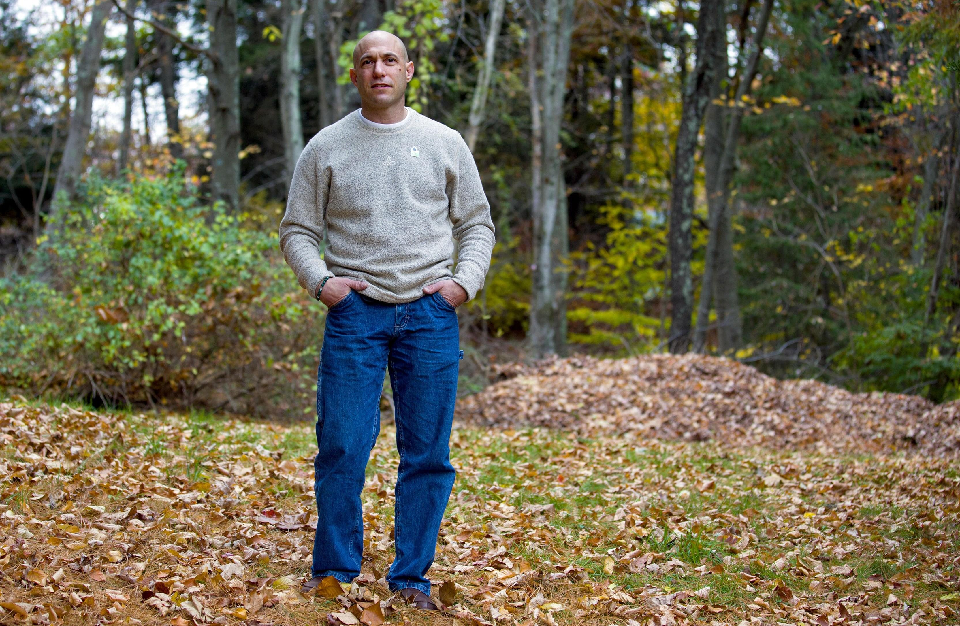 The father of a Sandy Hook victim dies from an apparent suicide