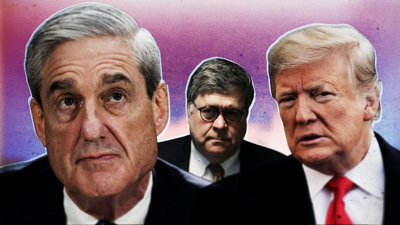 Dems grapple with Mueller's findings; GOP exclaims 'move on'