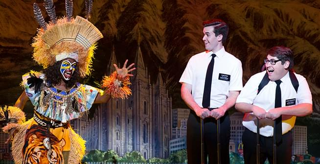 """Book of Mormon"" is irreverent, funny at PPAC"