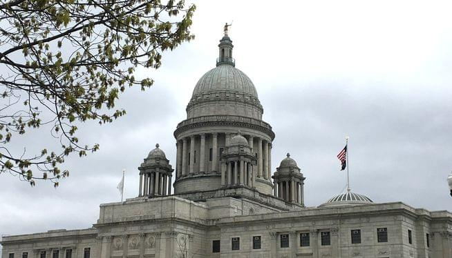 Rhode Island's General Assembly enters a busy final week
