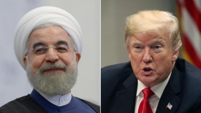 Trump warns Iran not to threaten US or it will face 'end'