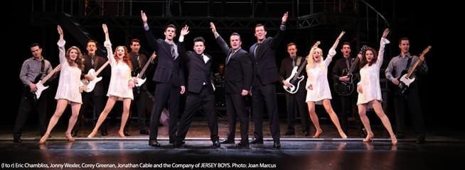 """""""Jersey Boys"""" is a hit at PPAC"""
