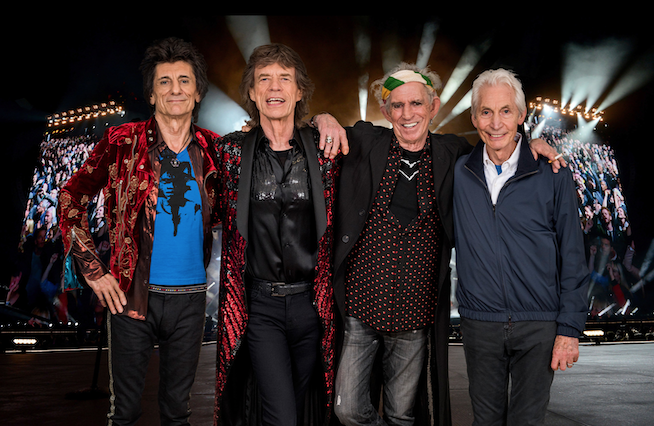 Rolling Stones Gillette Stadium show rescheduled for July 7