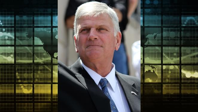 PODCAST: Evangelist Franklin Graham joins Gene Valicenti