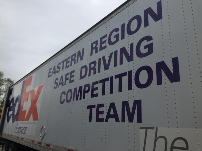 Twenty-Nine to Compete in Saturday's R.I. Truck Driving Championships