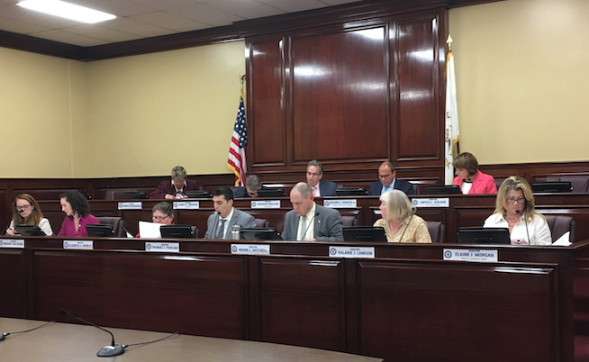 Abortion rights protection bill passes committee, advances to Senate floor
