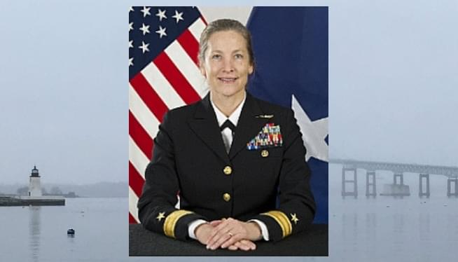 Rear Adm Shoshana Chatfield