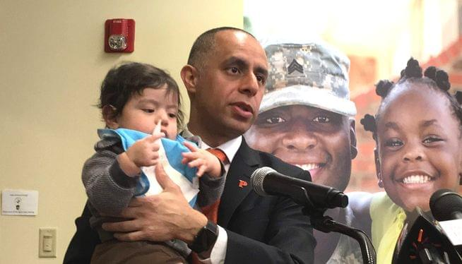PODCAST: Providence Mayor Elorza addresses criticism of taking his son on city business
