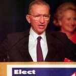 Ross Perot, billionaire tycoon and 2-time presidential candidate, dies at 89