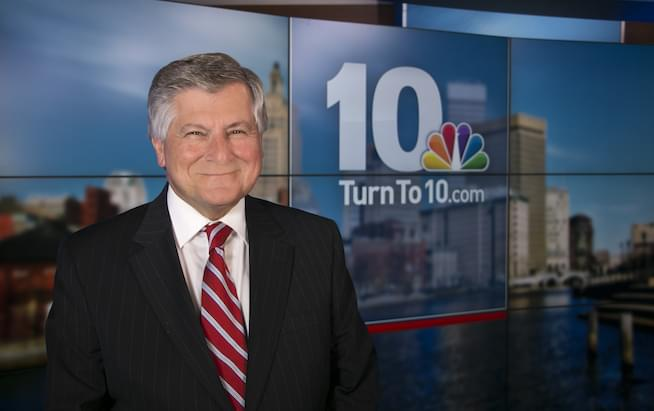 WJAR Channel 10 anchor Frank Coletta to retire after nearly 41 years