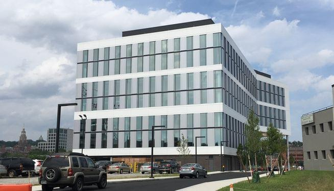 Wexford center opens in Providence