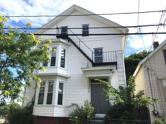 """Police: 8th homicide of the year in Providence a """"gruesome scene"""""""