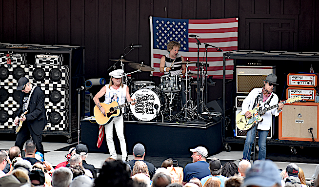 Cheap Trick brings power pop rock and roll perfection to Indian