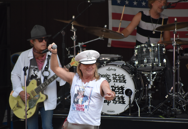 Cheap Trick brings power pop rock and roll perfection to Indian Ranch