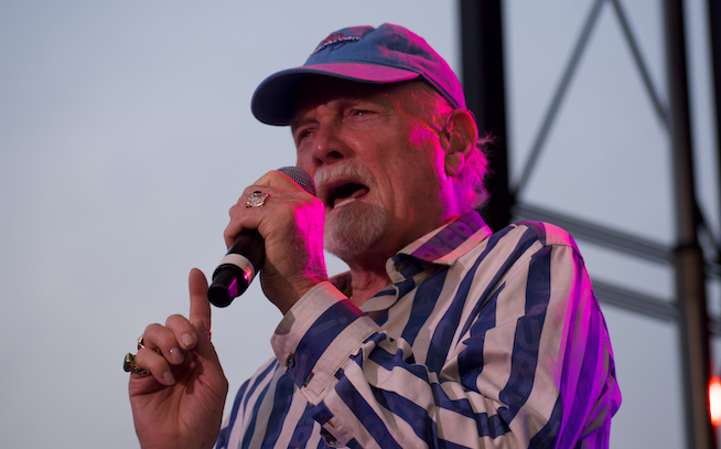 The Beach Boys bring Good Vibrations to Bold Point Park