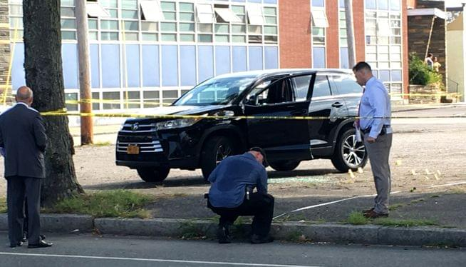UPDATE: Police identify man found shot to death inside SUV