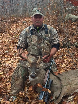 Show Us Your Rack Grand Prize Winner: Robby Perkins