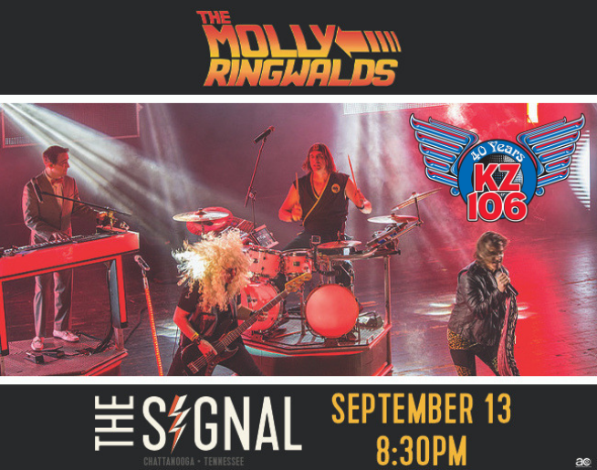 The Molly Ringwalds, 9/13