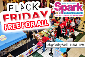 Black Friday Free For All at Lehigh Valley Mall