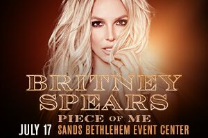 100.7 LEV Welcomes Britney Spears to Sands Bethlehem Event Center