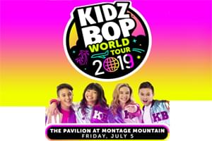 100.7 LEV Welcomes the Kidz Bop 2019 World Tour to Scranton