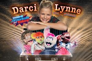 100.7 LEV Welcomes Darci Lynne to Sands Bethlehem Event Center