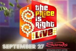 100.7 LEV Welcomes the Price is Right to Sands Bethlehem Event Center
