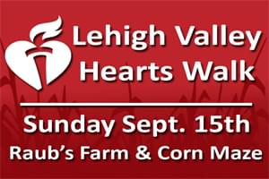 Lehigh Valley Heart Walk