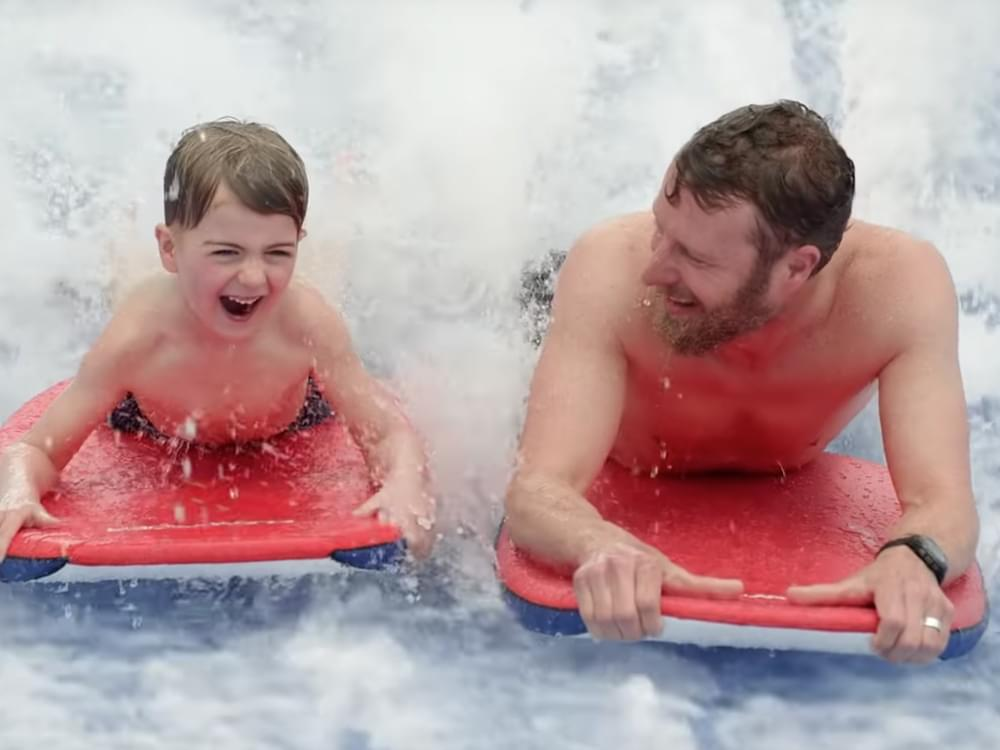 """Watch Dierks Bentley & 5-Year-Old Son Live Life to the Fullest in New """"Living"""" Video"""