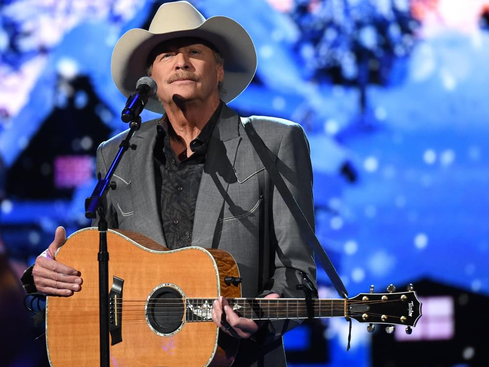 Alan Jackson Celebrates 30th Anniversary of First Record Deal