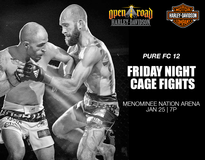 Friday Night Cage Fights
