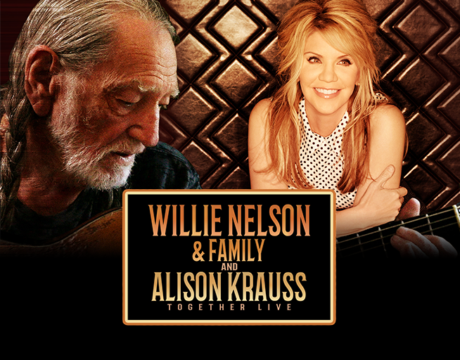 Willie Nelson & Alison Krause