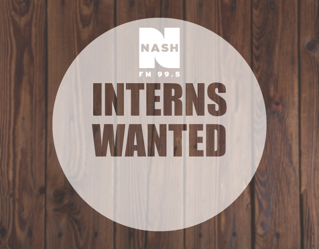 Come Intern For Us!