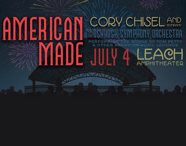 American Made–A 4th of July Music Celebration