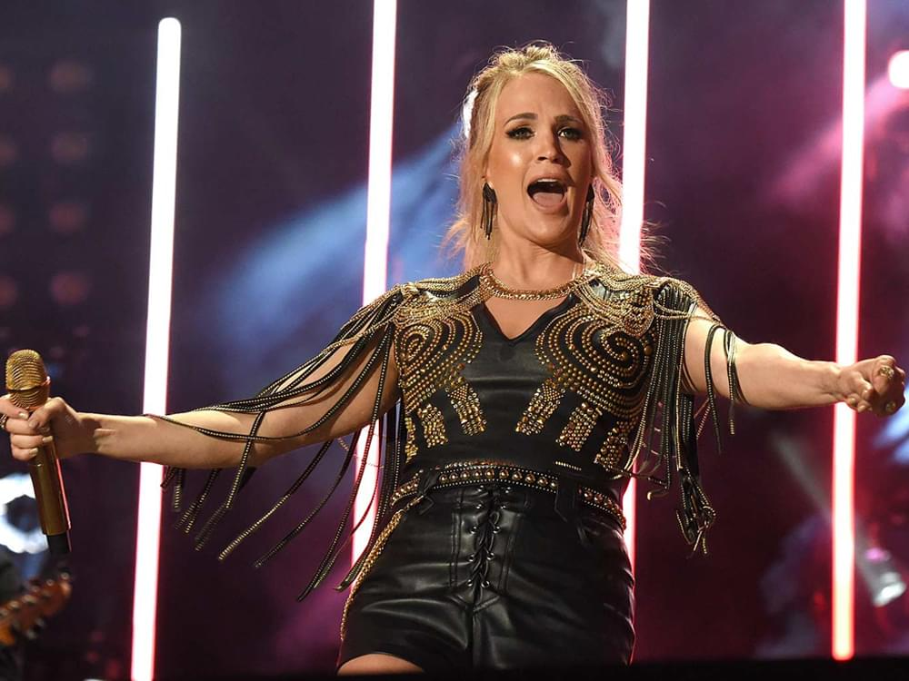Watch Carrie Underwood Wow Grade-School Choir With Surprise Appearance