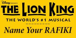 See The Lion King at the PAC