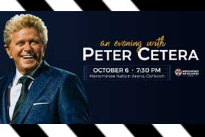 WVBO Welcomes Peter Cetera