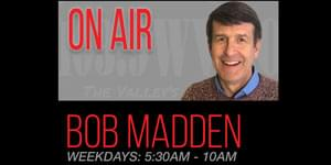 Bob Madden on 103.9 WVBO
