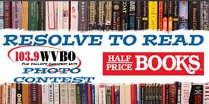 Win with Half Price Books