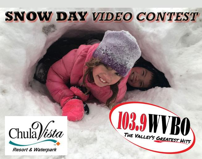 WVBO Snow Day Video Contest