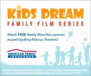 Win Tickets To The Kids Dream Family Film Series!