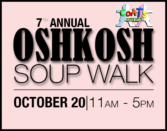 7th Annual Oshkosh Soup Walk