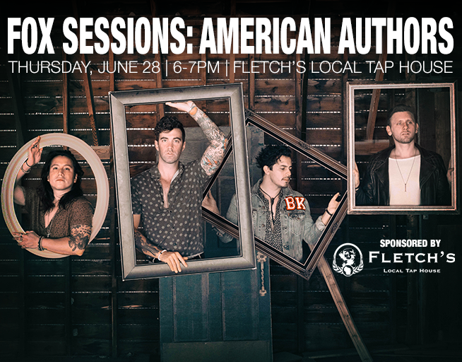 Fox Sessions: American Authors