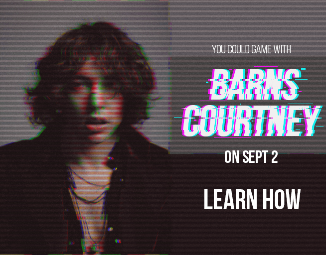 Hang With Barns Courtney