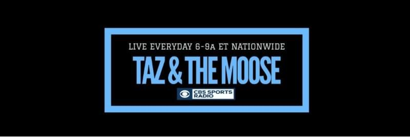 Taz and Moose