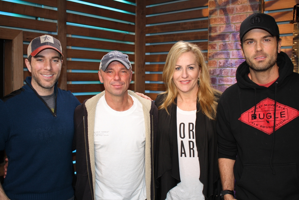"""Kenny Chesney Goes In-Depth About New Song """"Get Along,"""" Gives New ..."""