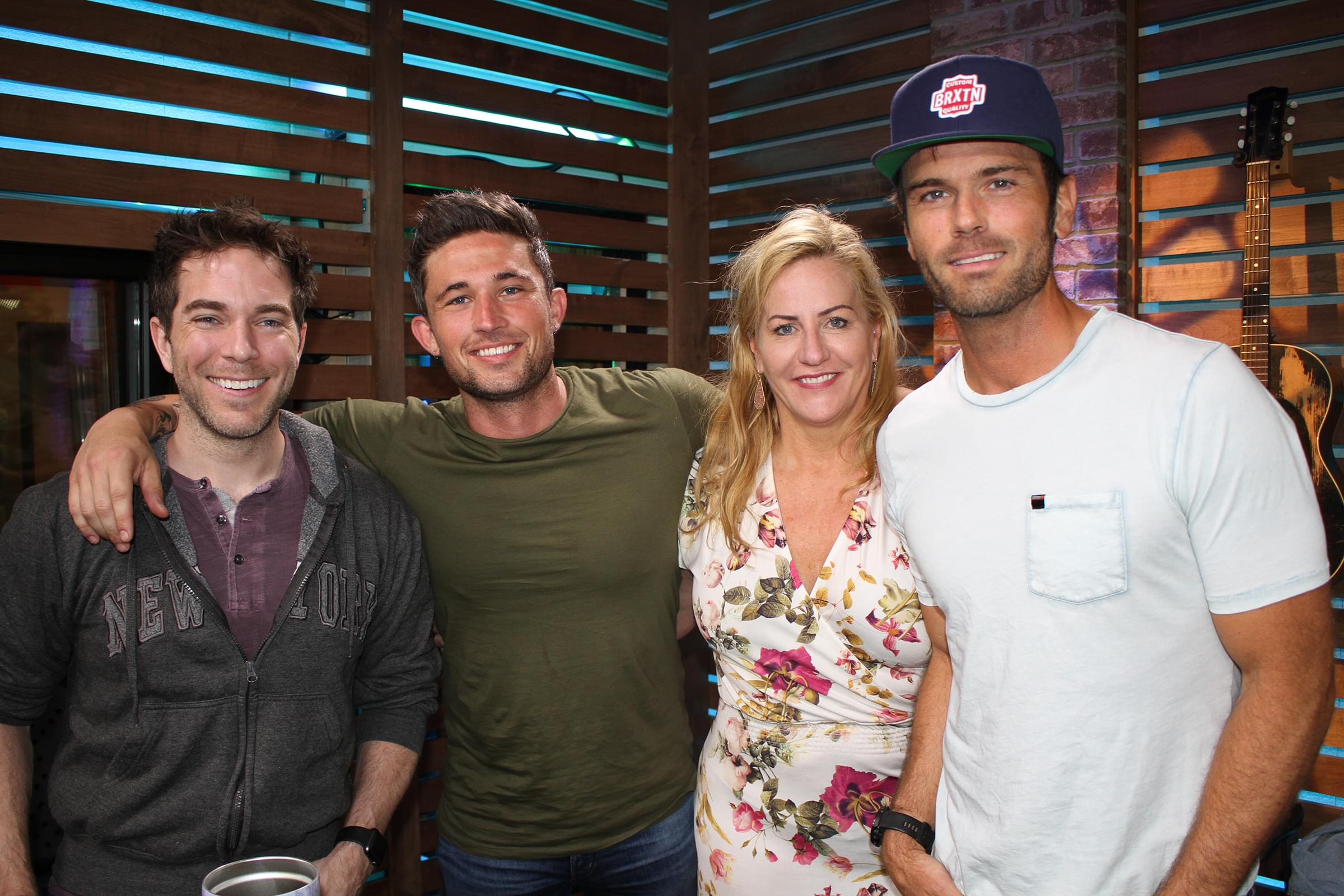 "Michael Ray Performs Acoustic, Talks New Music from ""Amos,"" Tells About Starting Wrigley Cares Foundation & MORE"