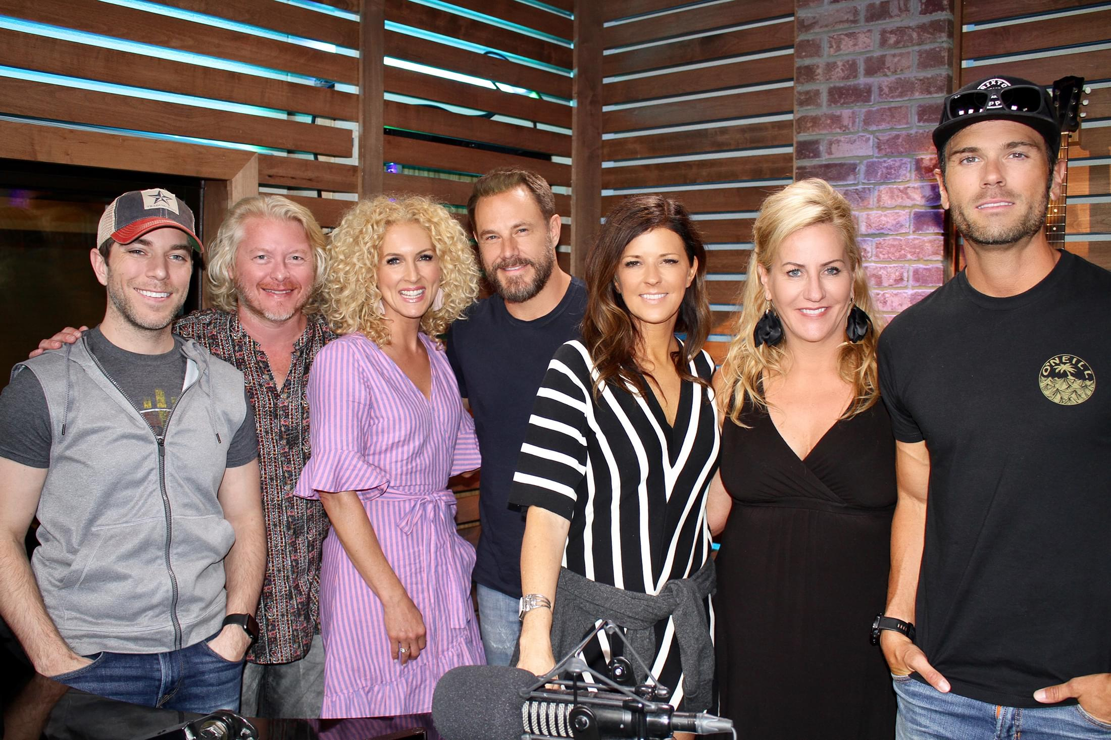 Little Big Town Decides Which Band Member They'd Eat First If Stranded, Talks New Music, Touring, Support Within the Country Music Community & MORE