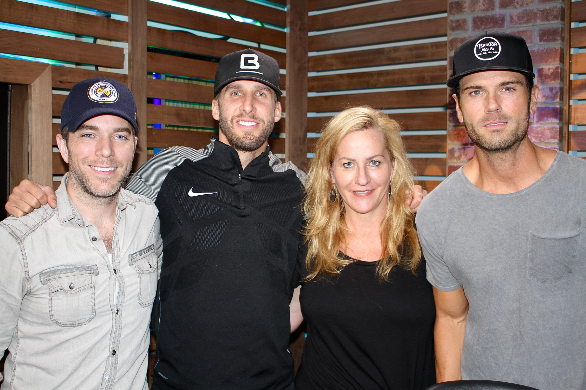 Shawn Booth from The Bachelorette Stopped In to Talk About His New BOOTHCAMP App, BOOTHCAMP Gym, & MORE
